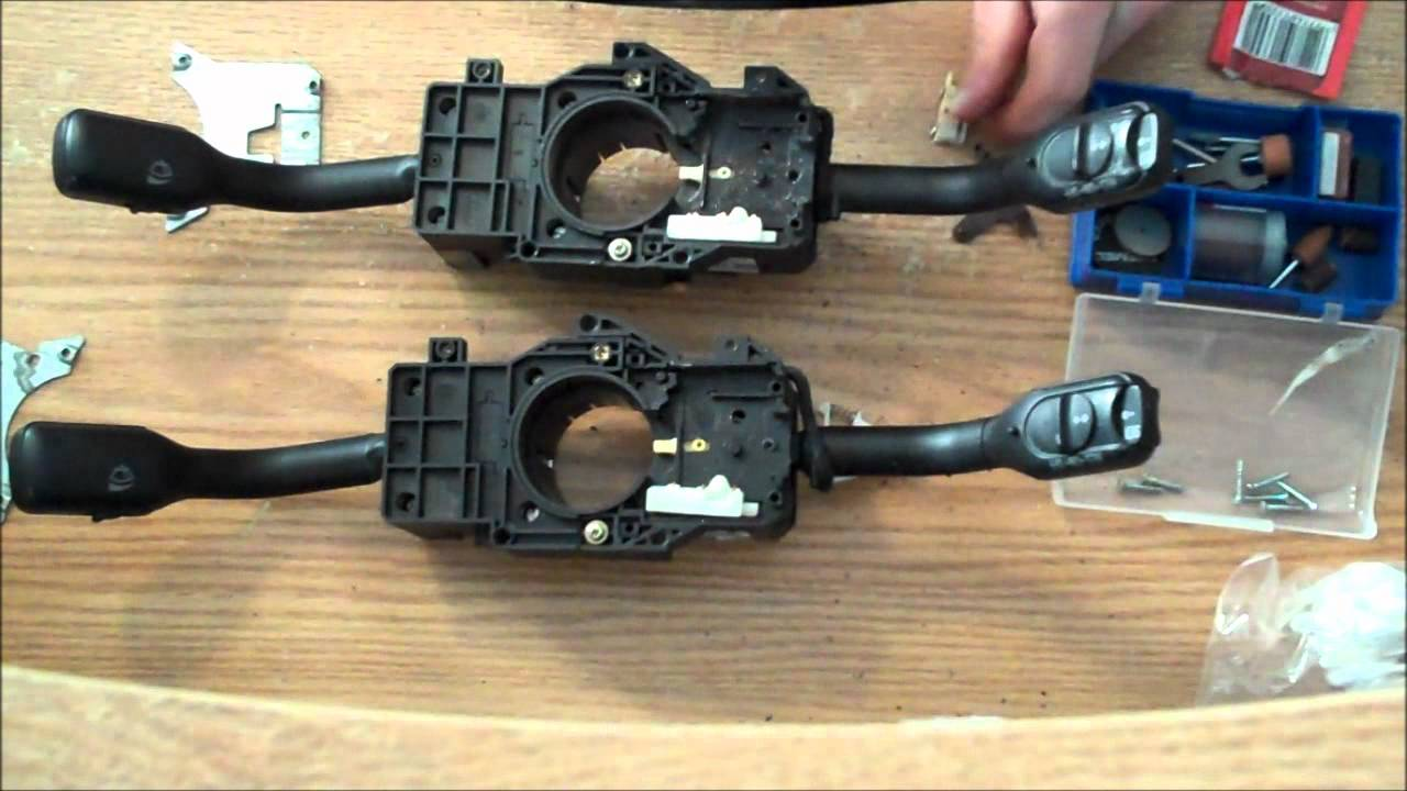 audi a4 a6 headlight switch fix blinker light wiper switch rh youtube com Audi A4 Repair Manual Audi A4 Service Manual Bentley