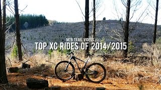 MTB-TV - Top XC Rides 2014/2015 - Mountain Bike Cross Country Trails