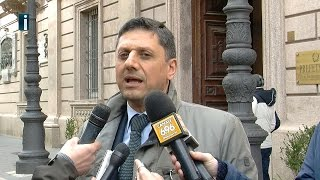 Immigrati, sindaci in Prefettura - Interviste a Antonio Aufiero, Luigi De Nisco e Antonio Turtoro