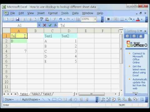 how to make formulas from different sheets in excel