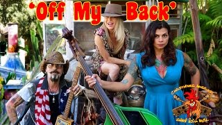 'Off My Back' Christopher Ameruos Swamp Rock Music'Official Video'