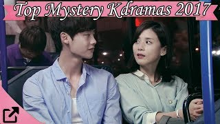 Video Top 10 Mystery Kdramas 2017 (All The Time) download MP3, 3GP, MP4, WEBM, AVI, FLV Maret 2018