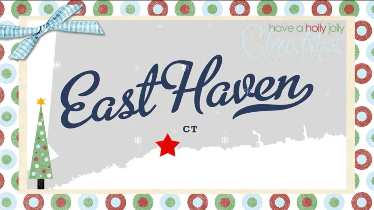 Christmas in East Haven Song - YouTube