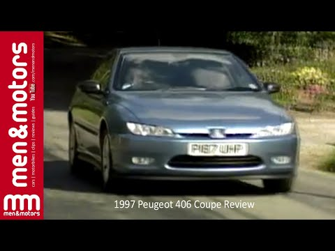 1997 Peugeot 406 Coupe Review