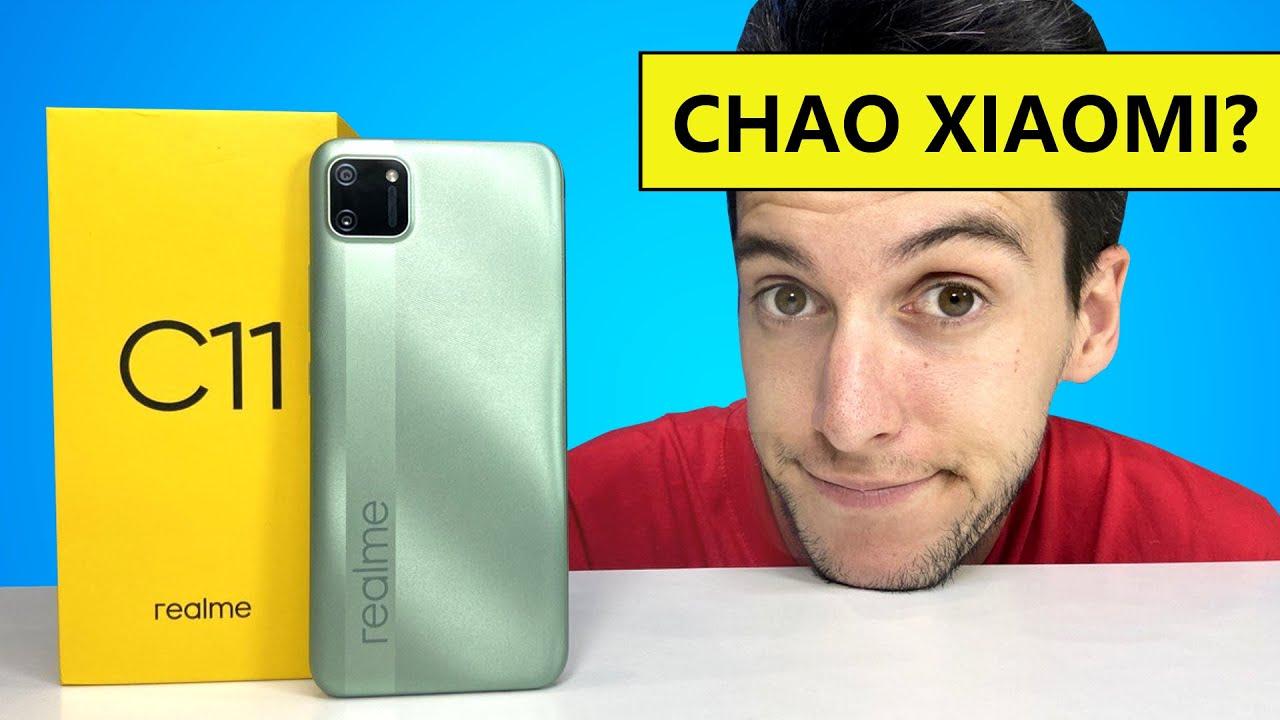 Download Spoiler: ESTE es el Mejor Teléfono por 99 pavos!!!! Realme C11 review y unboxing en español