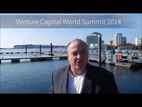 Venture Capital World Summit 2014 Anthony Tinsley
