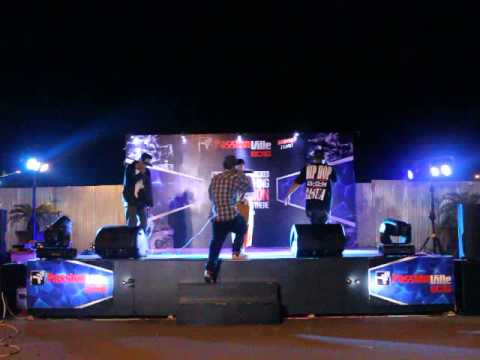 Music - Swanang Crew Rap Hip Hop Lokal Musik - Passionville 2015
