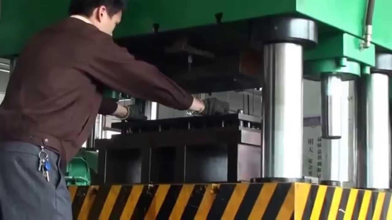 500 Tons Blanking Machine Hydraulic Blanking Press