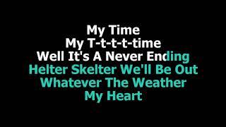 Paradise Karaoke George Ezra