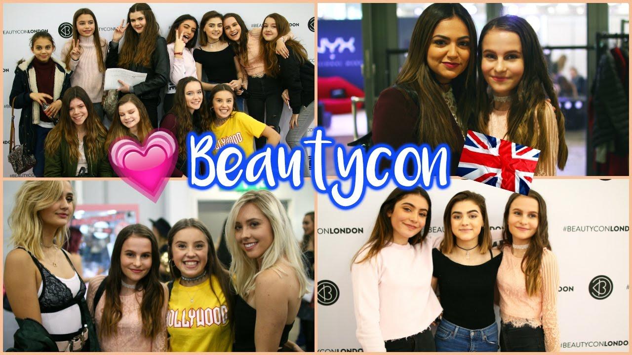 Beautycon london vlog meeting bethany mota youtube meeting bethany mota m4hsunfo Gallery