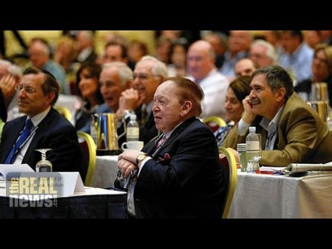 Republican Presidential Hopefuls Pay Homage to Billionaire Casino Tycoon Sheldon Adelson