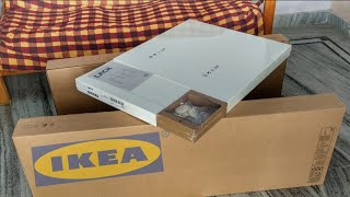 Furniture From Ikea Hyderabad. [ Drawers & Table]