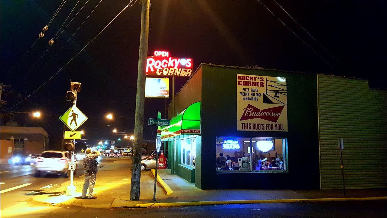 Tie Dye Travels with Kat Robinson - Author, Arkansas Food Historian, TV  Host and Best Loved Traveler: A Pizza and a Smile at Rocky's Corner in Hot  Springs.