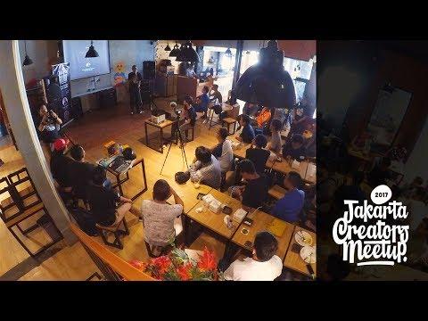 Jakarta Creators Meetup - Enaknye Belajar Dapat Dollar!