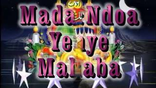 NDOA YENYE MAHABA - SHEIKH NYUNDO #1