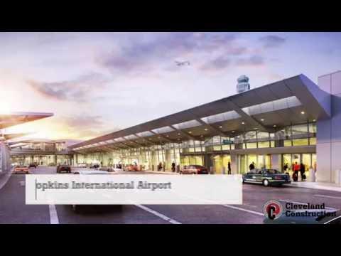 Cleveland Hopkins International Airport - Exterior Rehabilitation