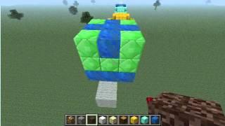 Minecraft Solar System