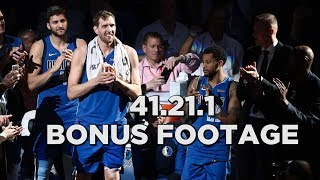 Dallas Morning News Outtakes: Tommy Noel captures Dirk Nowitzki's last home game