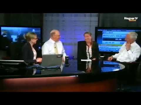 Stoler går ned i Hegnar tv studio