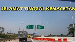 MALANG - SURABAYA KINI CUMAN 1 JAM LEWAT TOL !!