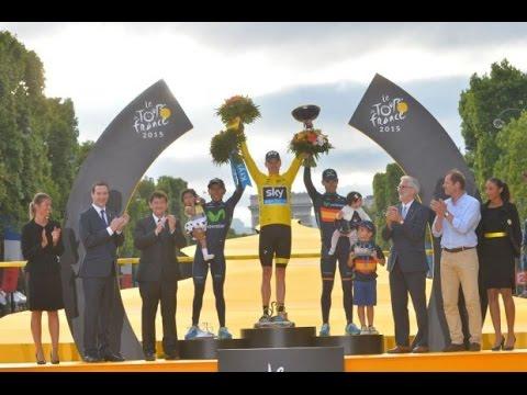 Tour de France 2015 - Best of