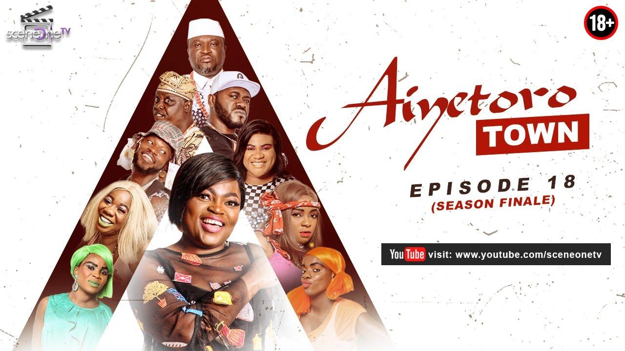 Download Aiyetoro Town Episode 18 - TROUBLE LOOMS ( Season Finale)
