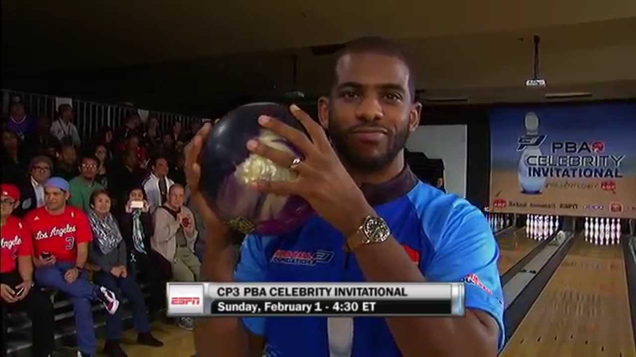Chris Paul PBA Celebrity Invitational   PBA.com