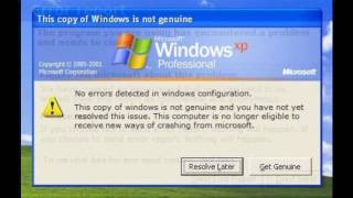 Repeat youtube video The Funniest Windows Error Messages You Have Ever Seen