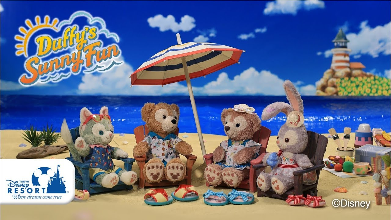 Duffy And Friends 東京ディズニーリゾート