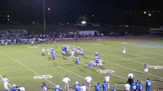2008 Riverside Military Academy Football Highlights - #33 - Kiari Cephus