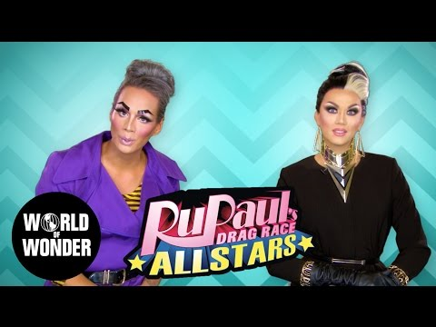 FASHION PHOTO RUVIEW: All Stars 2 Ep 6 with Raja & Manila Luzon - RuPaul's Drag Race: Pants