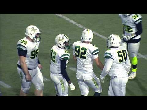 Spartan Football: Case Western Reserve University vs. Saint Vincent College - 2nd Half