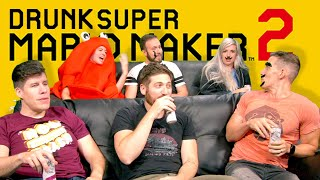 Hammered Brothers - Drunk Mario Maker 2 Gameplay
