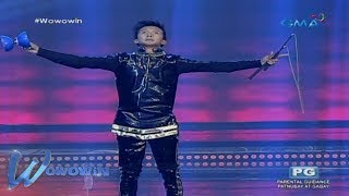 Wowowin: Macky D' Spinner wows on the 'Wowowin' stage