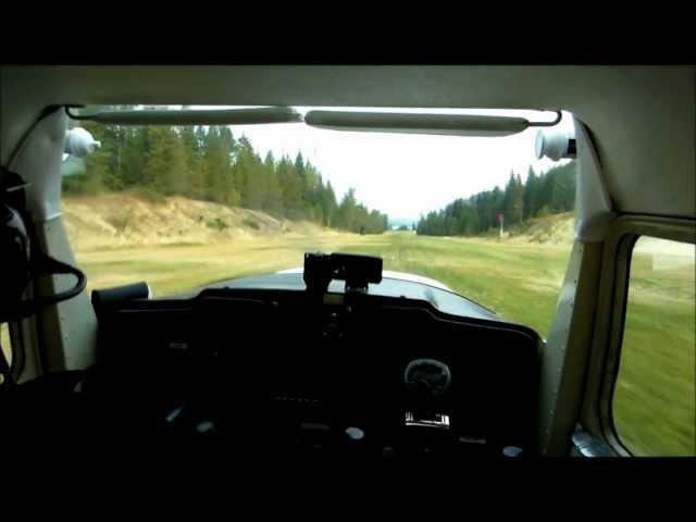 Flying North Idaho's Airstrips - HD