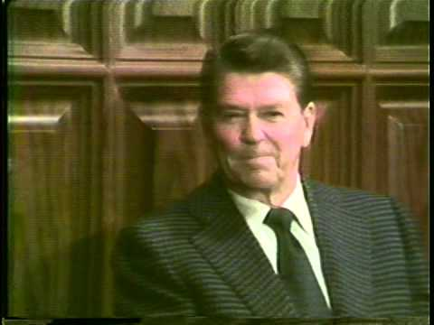Presidential Candidate Gov Ronald Reagan - Election
