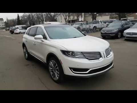 2018 Lincoln MKX ReserveWaterloo Lincoln