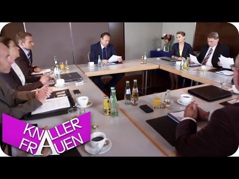 Krisengespräch - Knallerfrauen mit Martina Hill   Die 3. Staffel
