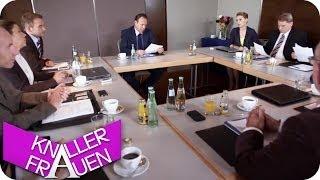 Krisengespräch - Knallerfrauen mit Martina Hill | Die 3. Staffel