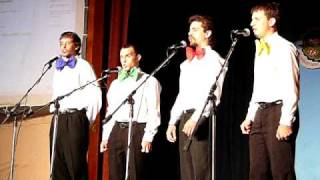Slovenski mladinski kvartet - Skupni Slovenski Mladinski Dan 2008, Argentina