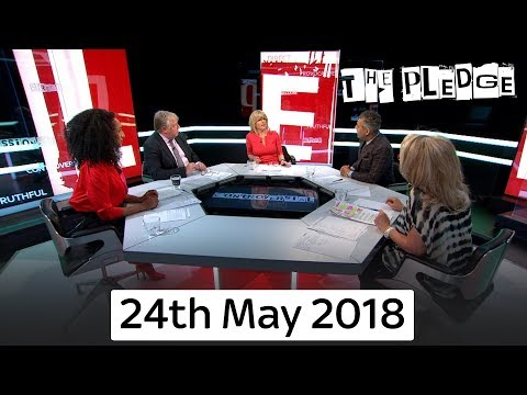 The Pledge | 24th of May 2018