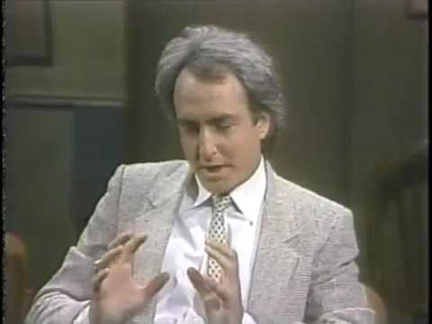 Lorne Michaels on Late Night, February 14, 1983 -competition realty shows