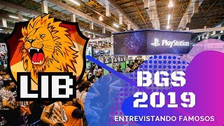 Cobertura da BGS2019