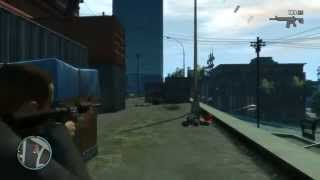 GTA IV - Gameplay Maxed Out 2xGTX295 1080p PC HD
