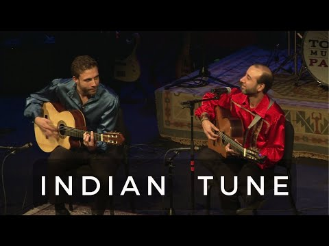 Indian tune - VS Guitar Duo at the Tosco Music Party
