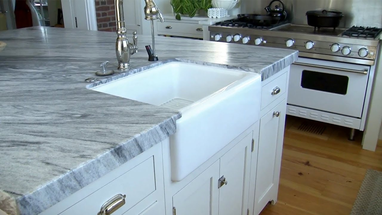 Functional Kitchen Design | At Home With P. Allen Smith - YouTube