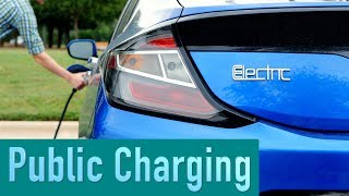 Charging Your EV at Public Chargers