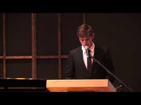 With Gratitude 2014 - Alex Klippenstein (Canadian Mennonite University)