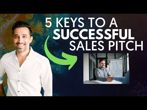 5 (REVEALING) Characteristics Of A Successful Sales Pitch