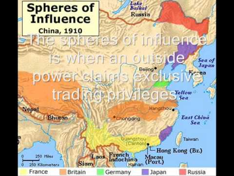 Map Of Asia During Imperialism.Imperialism In Asia Youtube
